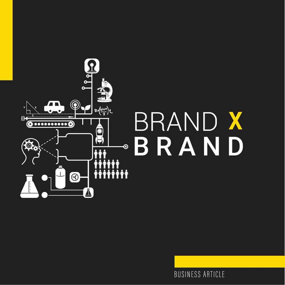 Brand x brand: It's all about brand