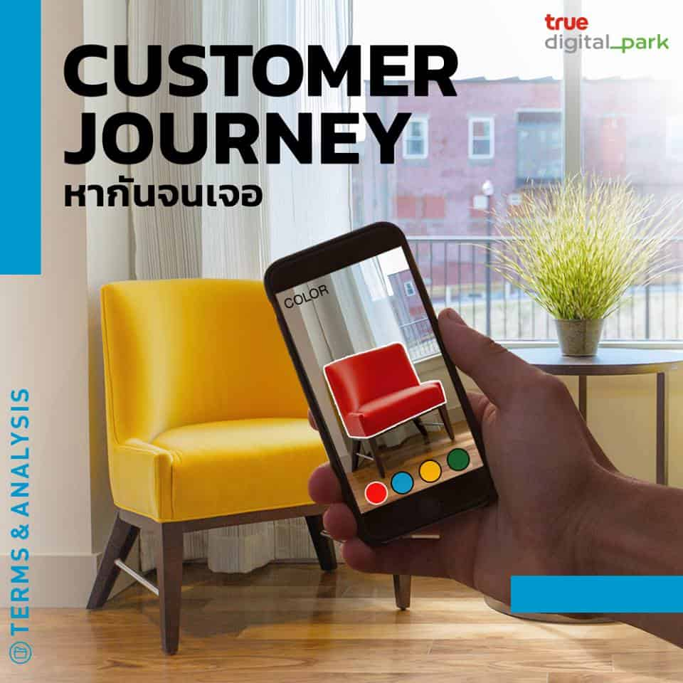 Customer Journey: a well-planned destiny