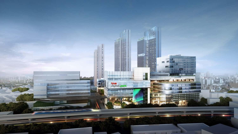 "BOI Grants True Digital Park as ""Digital Park"", Allowing Extra 1-year Tax Exemption to Tenants"