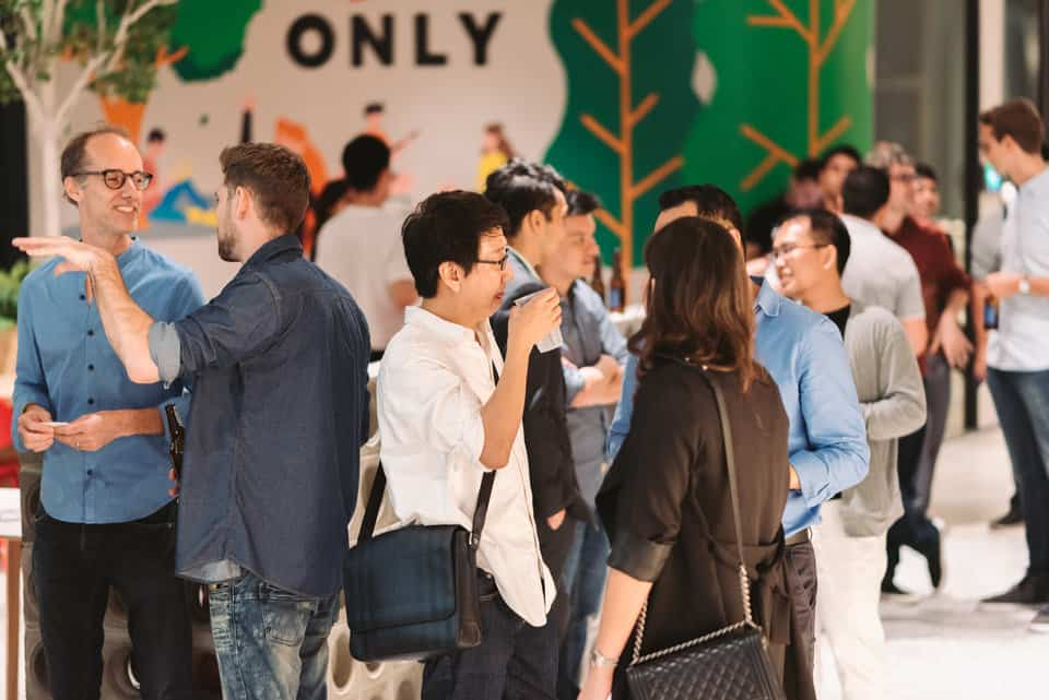 Networking events are vital to your Startup's exposure
