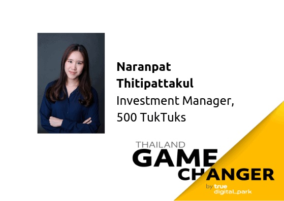 Thailand GameChanger Podcast launched with first episode with 500 TukTuks