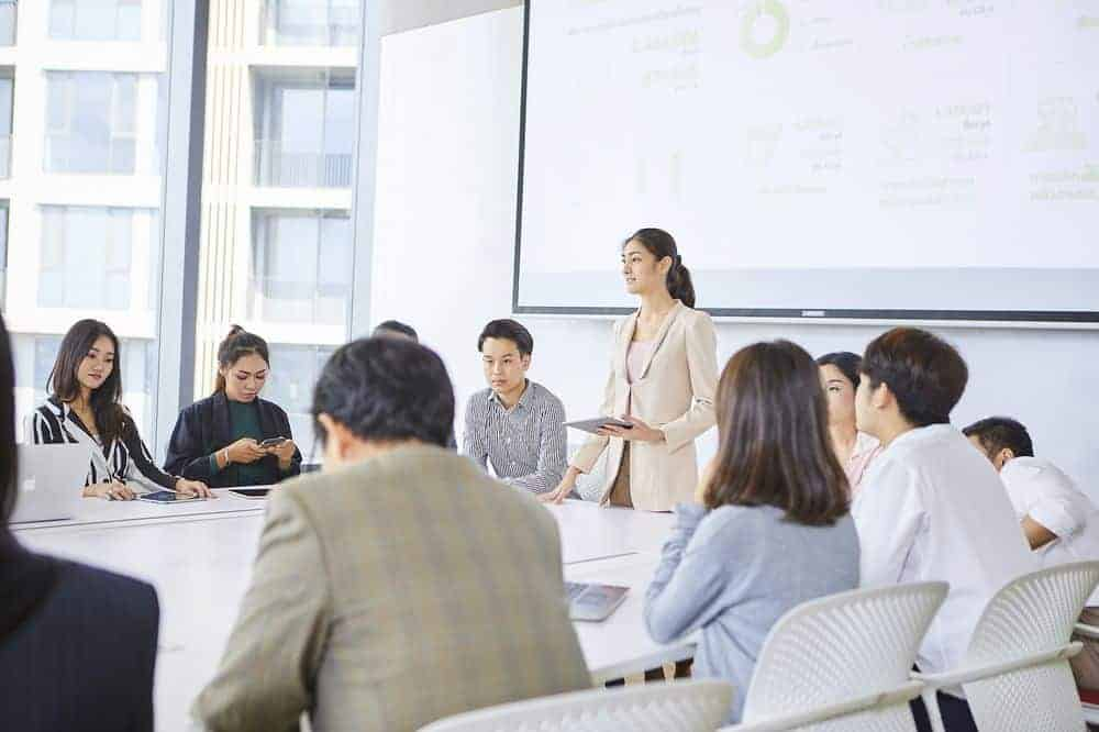 Points to consider when putting together a presentation about your startup