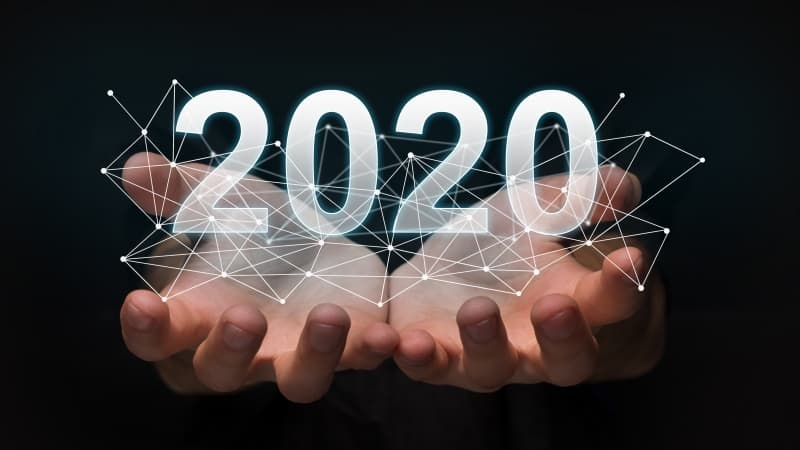 Keep up with the changes with 5 business trends in 2020