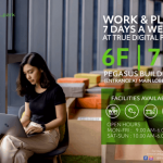 Work & Play 7 days a week at True Digital Park 6F & 7F Pegasus Building
