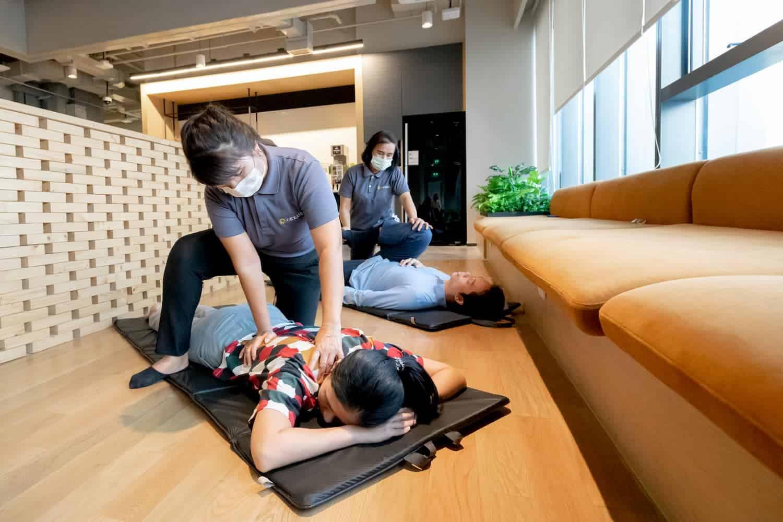 นวดไทย ปรับตัวช่วงโควิด สร้างรายได้ใหม่กับแพลตฟอร์ม Orease Academy