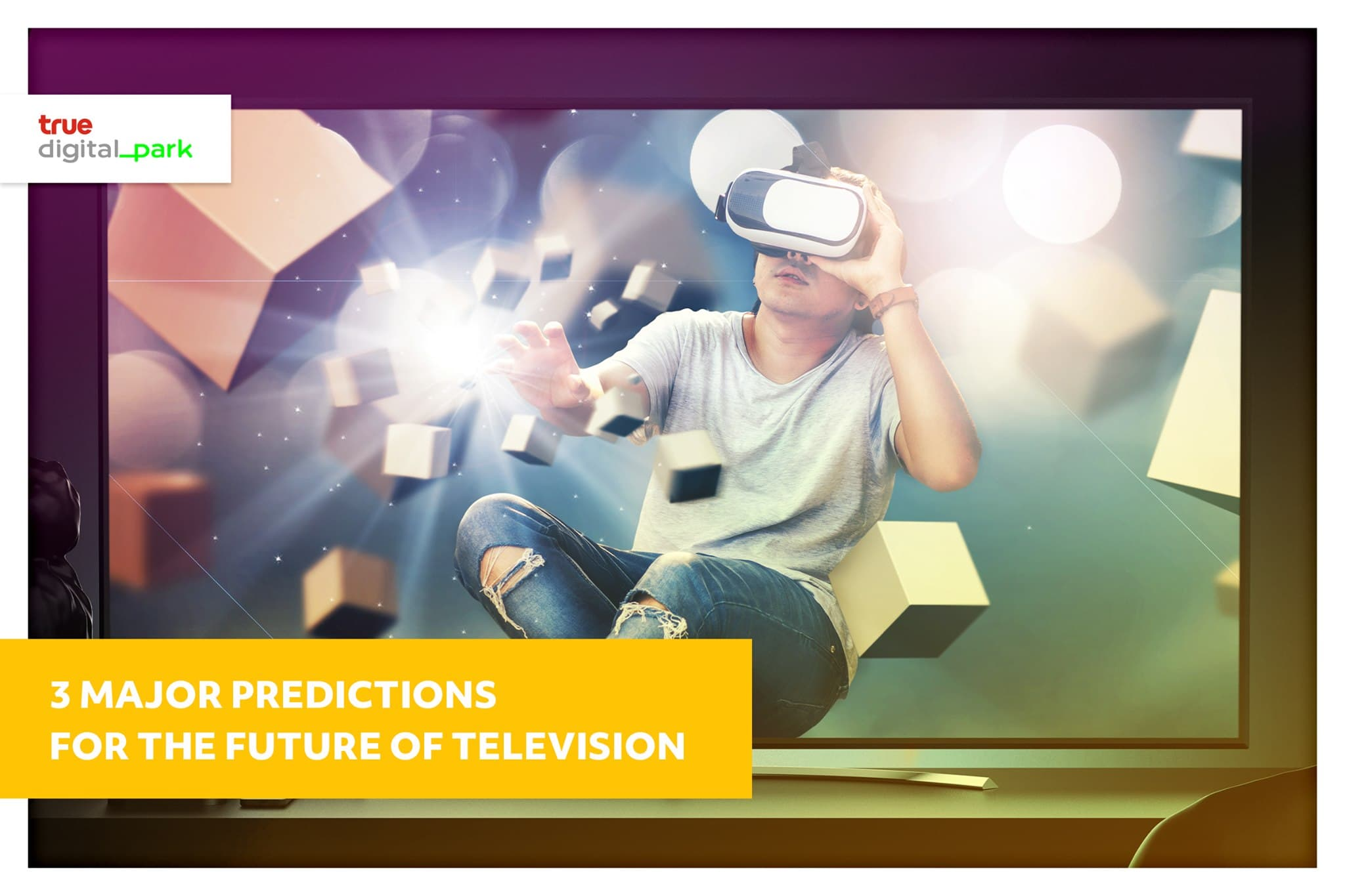 3 Major Predictions for the Future of Television