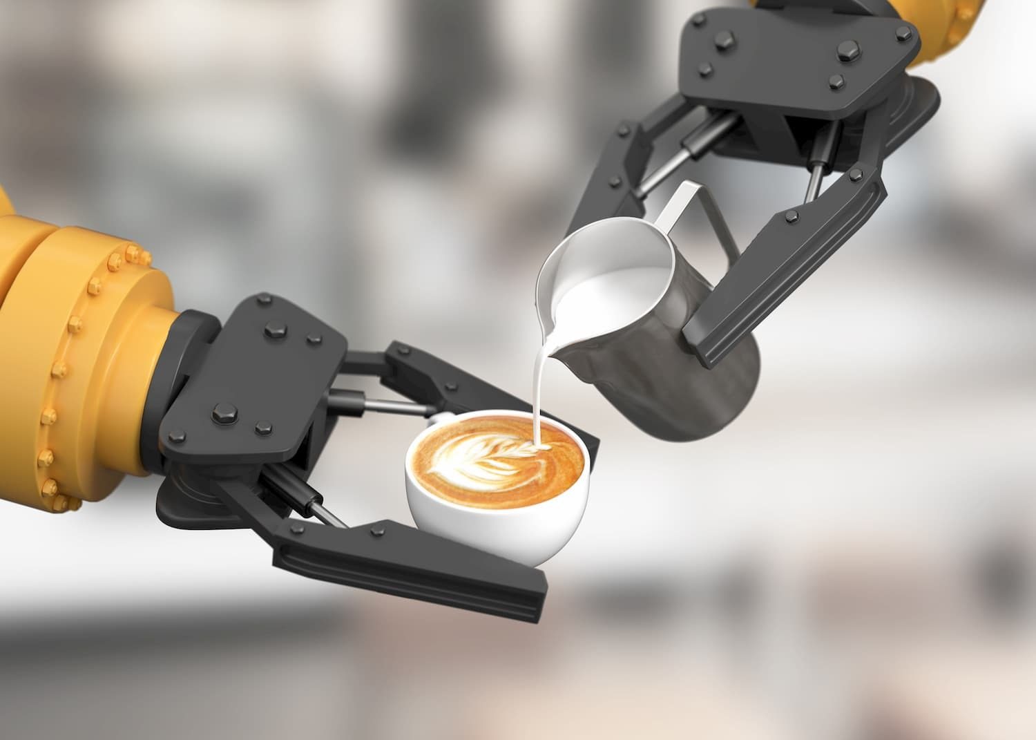 Dealing with Digital Disruption: How the coffee industry is using it to its advantage