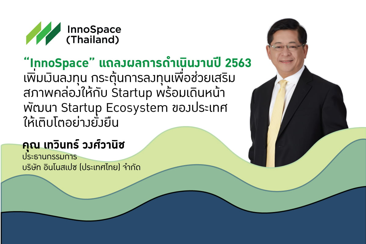 InnoSpace (Thailand) announced 2020 Performance