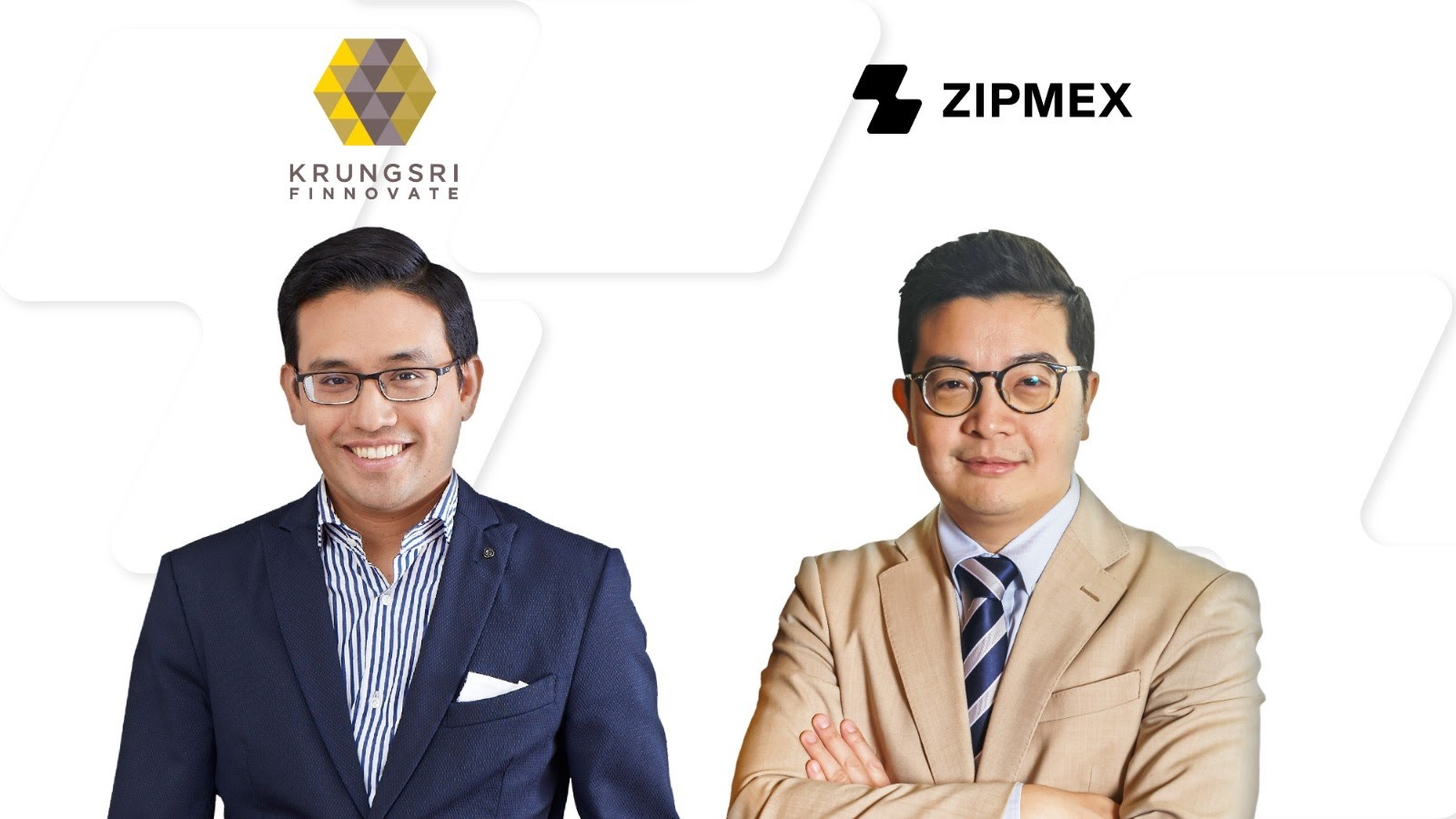 Zipmex ประกาศการระดมทุน Series B จากกรุงศรี ฟินโนเวต