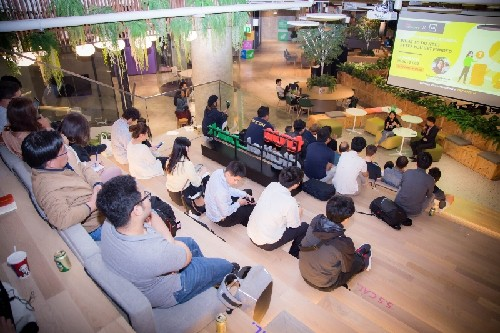 TRUE DIGITAL PARK HOSTS A TALK: FROM VCS TO STARTUPS ON WHAT TO DO AFTER YOU GET FUNDED.