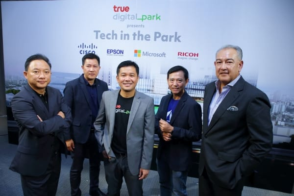 TRUE DIGITAL PARK JOINS FORCES WITH 4 GLOBAL LEADING IT PARTNERS, BRINGING CUTTING-EDGE AND HI-TECH INNOVATIONS TO MAXIMISE A DIGITAL CITY LIFESTYLE.