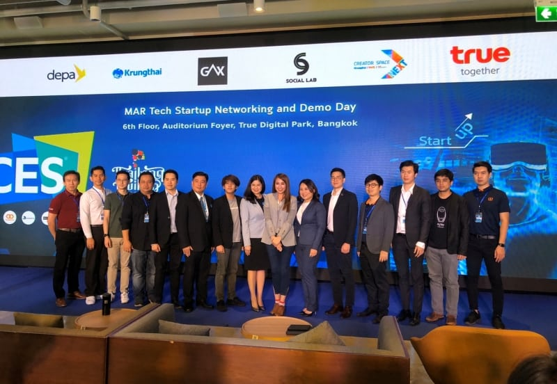 THAILAND PAVILION ALUMNI EXPERIENCE SHARING AND DEMO DAY HELD AT TDPK.