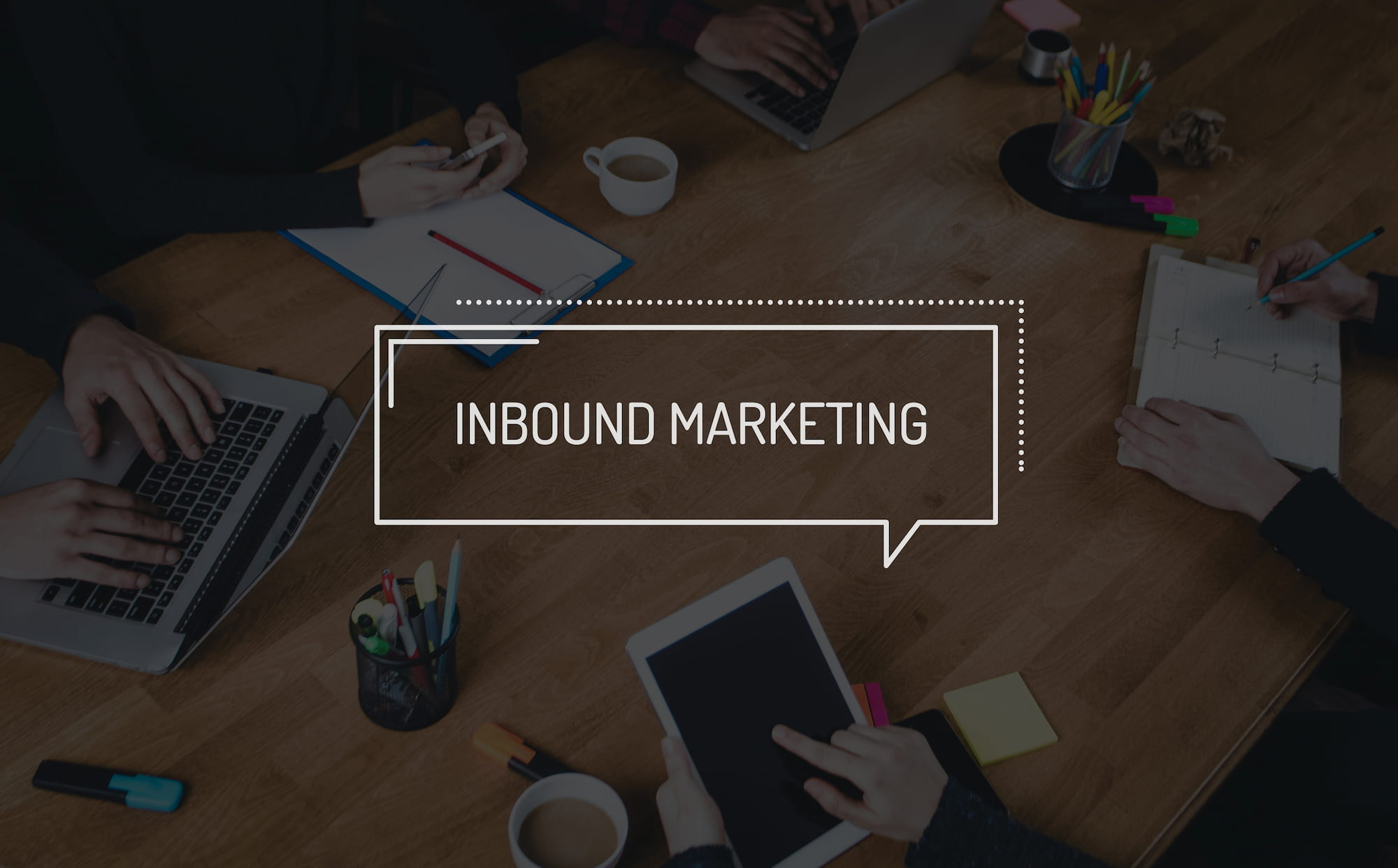 Inbound Marketing สร้างเสน่ห์ให้แบรนด์ของคุณ